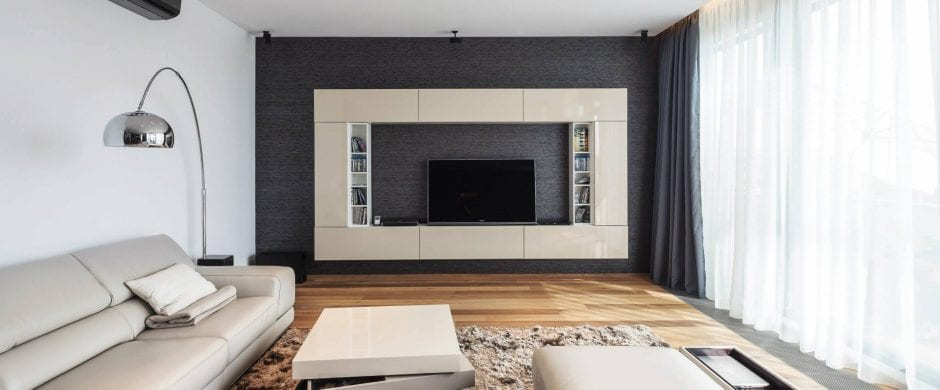 Three Room Apartment